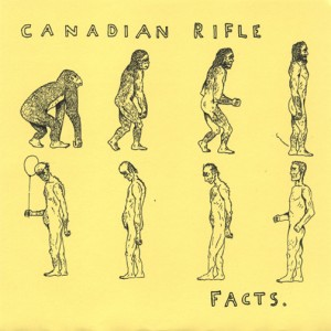 Candian Rifle - Facts EP
